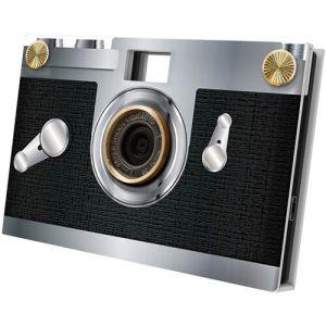 Paper Shoot Paper Camera Old Lomo Black