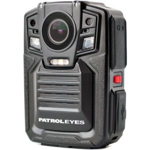 PatrolEyes PE-DV5-2 1296p Body Camera withNight Vision and GPS