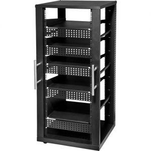 Peerless-AV AVL A/V Component Rack System (Black)