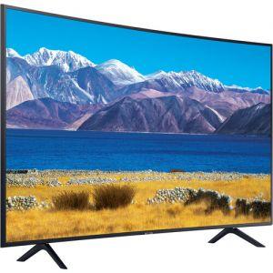 "Samsung TU8300 65"" Class HDR 4K UHD Smart Curved LED TV"