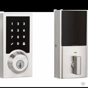Kwikset 919CNT Contemporary Premis Touchscreen Smart Lock Single