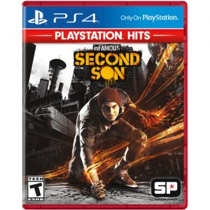 Sony PlayStation Hit: inFAMOUS Second Son (PS4)
