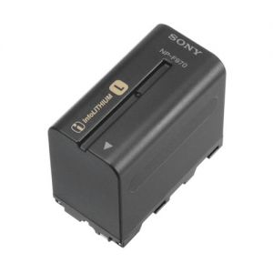 Sony NP-F970 L-Series Info-Lithium Battery Pack (6300mAh)