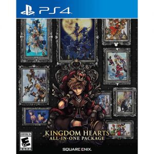 SQUARE ENIX KINGDOM HEARTS All-in-One Package (PS4)