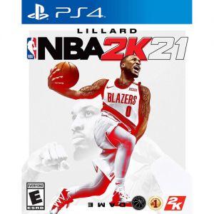 Take-Two NBA 2K21 (PS4)