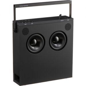 teenage engineering OB-4 Magic Radio Portable Bluetooth Radio and Speaker (Matte Black)
