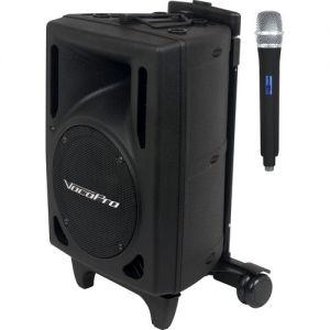 VocoPro Wireless Performer Powered Vocal Speaker