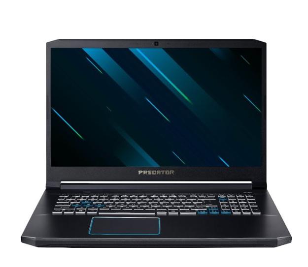 Acer - Predator Helios 300 PH317-54-7973 Gaming Laptop - 10th Gen Intel Core i7 - 16GB Memory – 512GB SSD – Abyssal Black