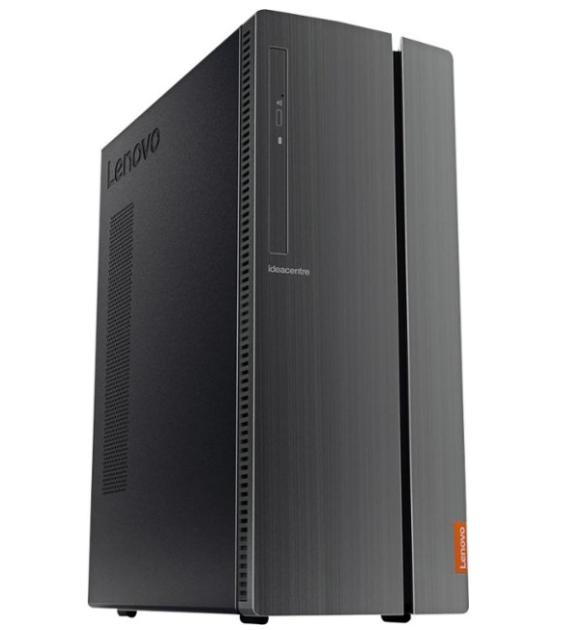 Lenovo - 510A-15ICB Desktop - Intel Core i3 - 8GB Memory - 1TB Hard Drive - Black