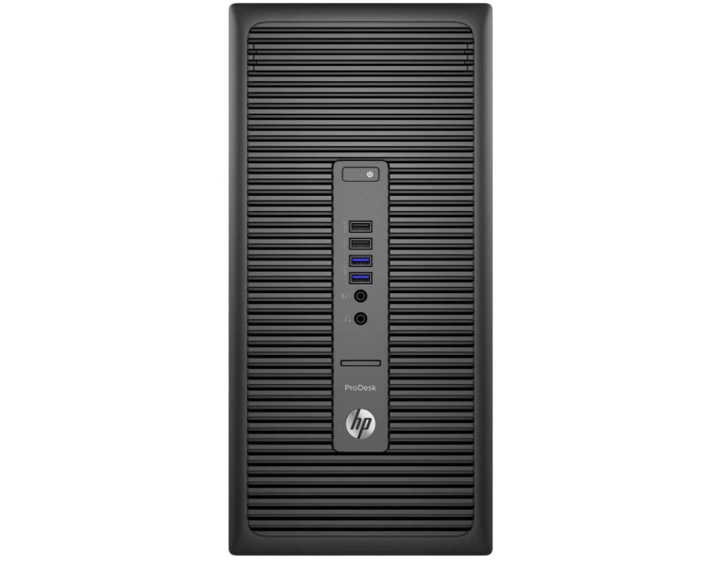 HP Prodesk 600 G2 MT Intel Core i5 3.20 GHz 8GB Ram 500GB W10P - Manufacturer Refurbished