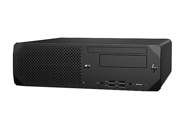 HP Workstation Z2 G5 - Small form factor - Xeon - 64 GB - 1 TB, 512 TB SSD