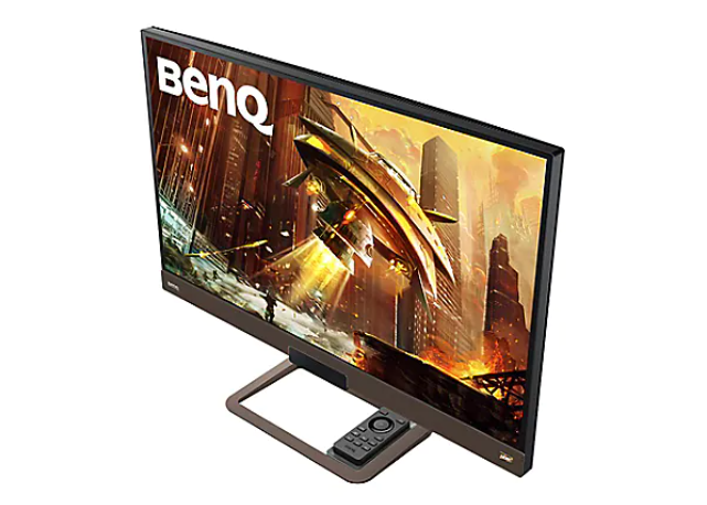 BenQ EX2780Q - LED monitor - 27