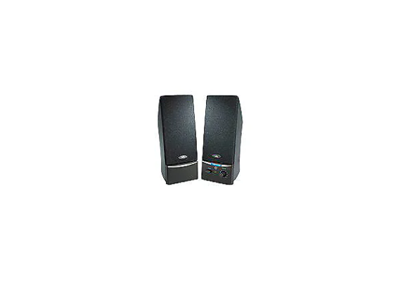 Cyber Acoustics CA-2014RB 2.0-Channel Speaker System