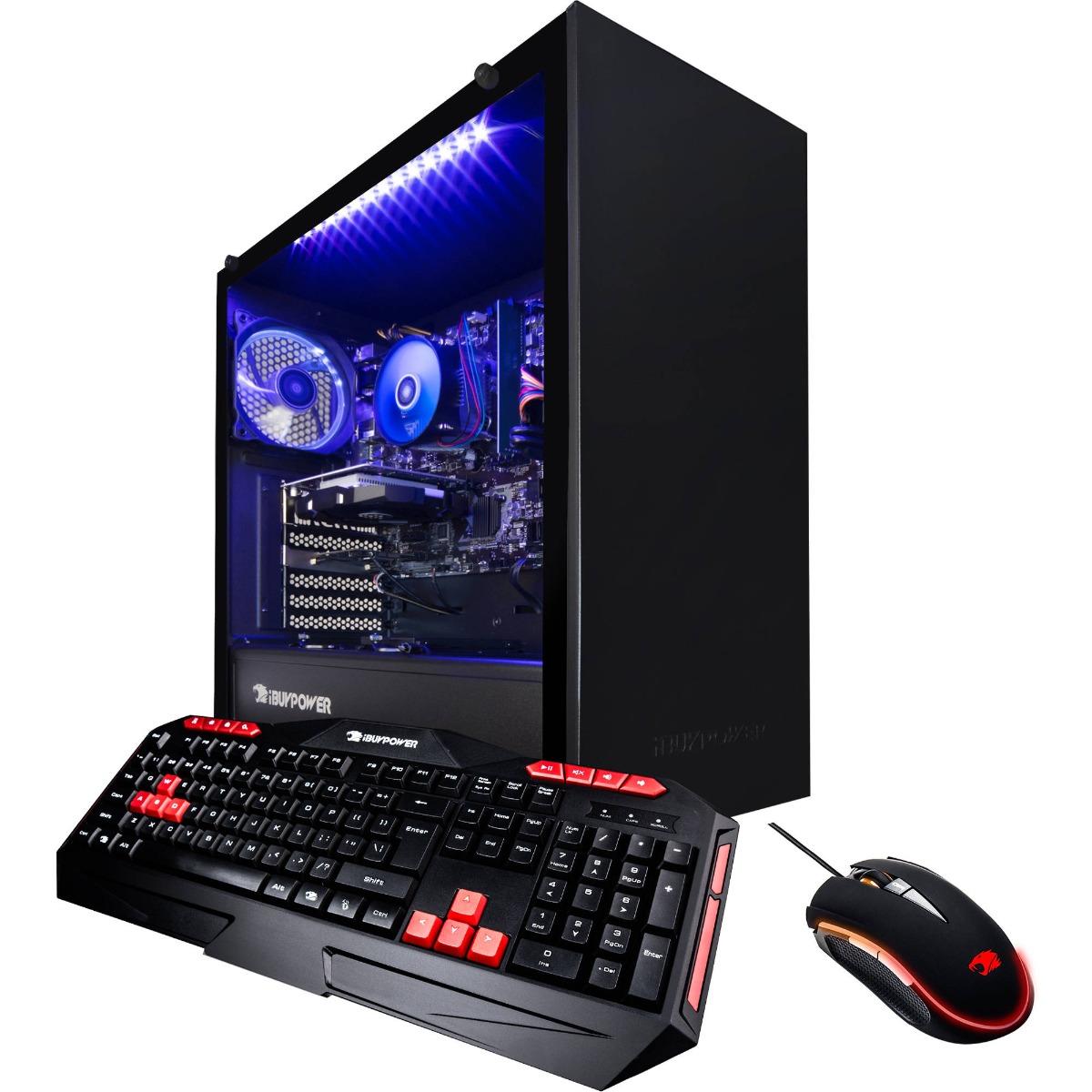 iBUYPOWER ArcB 108A Desktop Computer