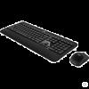 Logitech Advance Combo Desktop - Black