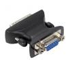 Insignia™ - DVI-A-to-VGA Adapter - Black