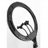 Wholesale 18 inch Selfie Ring Light with 3 Cell Phone Holder, Remote Controller, Carry Bag, and 76 inch
