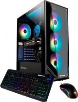 iBUYPOWER - Gaming Desktop - Intel i3-9100F - 8GB Memory - NVIDIA GeForce GTX 1650 4GB - 240GB SSD + 1TB HDD