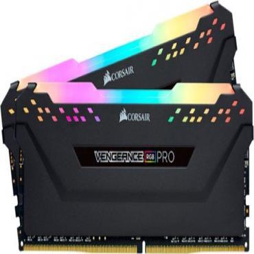 CORSAIR - Vengeance RGB PRO 16GB (2PK 8GB) 3.2GHz PC4-25600 DDR4